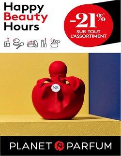 Planet Parfum coupon ( 12 jours de plus)