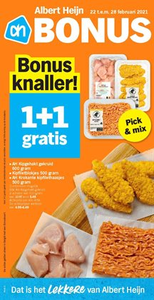 Albert Heijn coupon ( Expire demain )