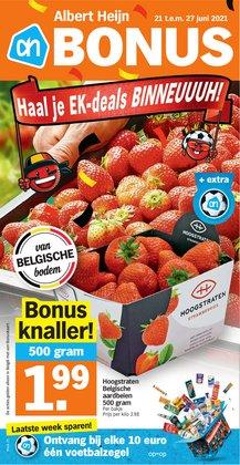 Albert Heijn coupon ( 3 jours de plus)