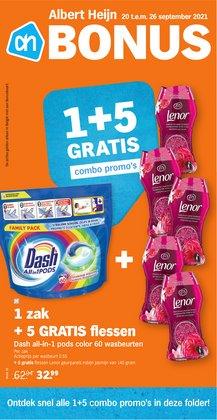 Promos de Supermarchés dans le dépliant à Albert Heijn ( 3 jours de plus)