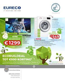 Promos de Électronique dans le dépliant de Eureco à Overijse