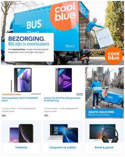 Promos de CoolBlue dans le dépliant à CoolBlue ( 8 jours de plus)