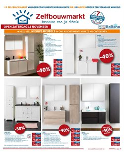 Promos de Bricolage et Jardinage dans le dépliant de Zelfbouwmarkt à Dilbeek