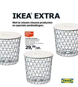 Promos de Meubles et Décoration dans le dépliant de IKEA à Bruxelles