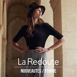 Promos de Vêtements, Chaussures et Accessoires dans le prospectus de La Redoute à Roulers ( Plus d'un mois )