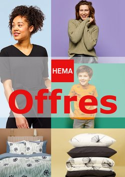 Promos de Hema dans le dépliant à Hema ( 29 jours de plus)