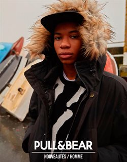 Promos de Pull & Bear dans le dépliant à Bruxelles