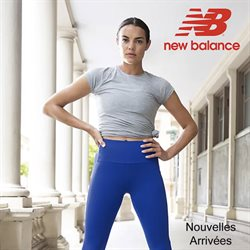 New Balance coupon à Termonde ( Plus d'un mois )