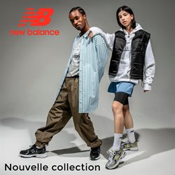 New Balance coupon ( Plus d'un mois)