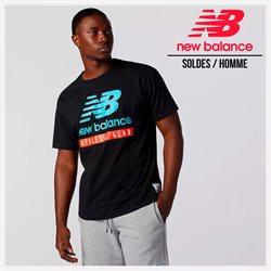 Promos de Sport dans le dépliant à New Balance ( 19 jours de plus)