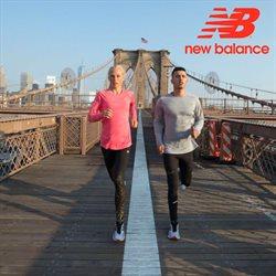 Promos de Sport dans le dépliant de New Balance à Waregem