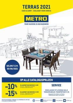 Promos de Metro dans le dépliant à Metro ( 6 jours de plus)
