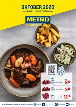 Metro coupon à Louvain ( Expiré )