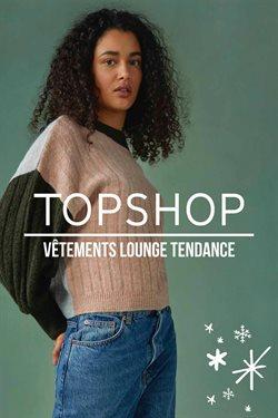 Promos de Vêtements, Chaussures et Accessoires dans le prospectus de TOPSHOP à Roulers ( Plus d'un mois )