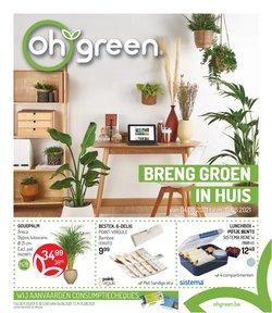 Oh'Green coupon ( Publié aujourd'hui)