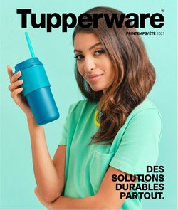 Promos de Tupperware dans le dépliant à Tupperware ( 28 jours de plus)