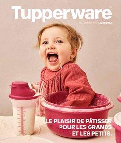 Promos de Tupperware dans le dépliant à Tupperware ( Plus d'un mois)