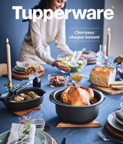 Promos de Supermarchés dans le prospectus de Tupperware à Roulers ( Plus d'un mois )