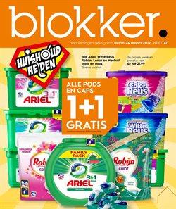Promos de Meubles et Décoration dans le dépliant de BLOKKER à Overijse