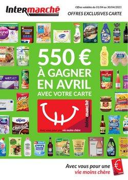 Intermarché coupon à Bruxelles ( 18 jours de plus )