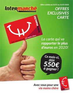 Promos de Intermarché dans le dépliant à Namur