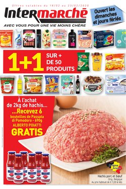Intermarché coupon ( Publié aujourd'hui)