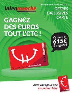 Promos de Supermarchés dans le prospectus de Intermarché à Genk ( 26 jours de plus )