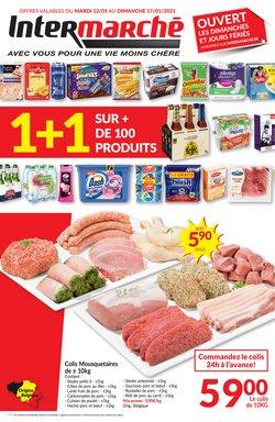 Promos de Supermarchés dans le prospectus de Intermarché à Roulers ( Expire demain )