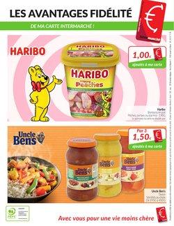Promos de Supermarchés dans le prospectus à Intermarché ( 9 jours de plus )