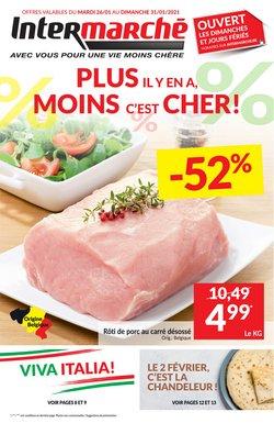 Intermarché coupon à Louvain ( Publié hier )