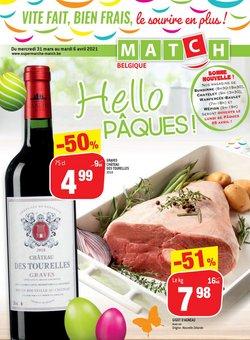 Match coupon à Bruxelles ( Expiré )