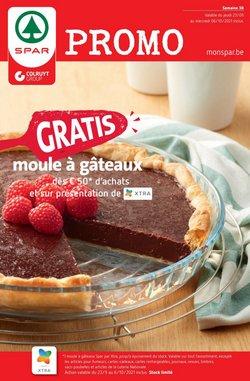 Promos de Supermarchés dans le dépliant à SPAR ( Publié aujourd'hui)