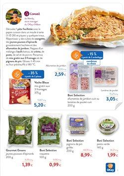 Promos de Supermarchés dans le prospectus à OKay Supermarkt ( 4 jours de plus )