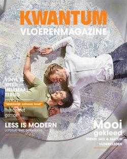 Promos de Kwantum dans le dépliant à Anvers