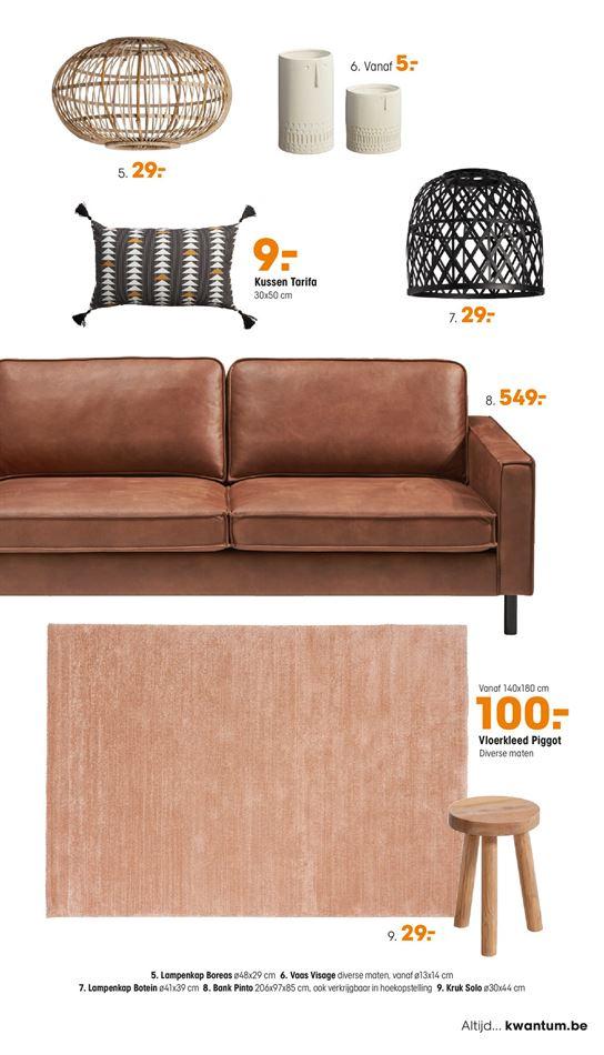 Sofa Bed Kwantum.Kwantum A Tongres Catalogue Et Promos