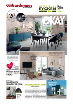okay tournai catalogue et promos. Black Bedroom Furniture Sets. Home Design Ideas