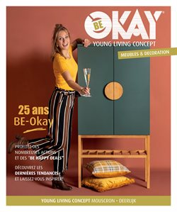 BE OKAY coupon ( Plus d'un mois )
