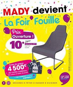 Promos De La Foiru0027Fouille Dans Le Dépliant à Anderlues