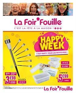 Promos de Meubles et Décoration dans le prospectus à La Foir'Fouille ( Publié il y a 2 jours )