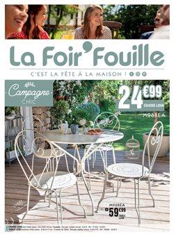 La Foir'Fouille coupon ( Plus d'un mois )