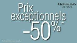 Promos de Meubles et Décoration dans le prospectus de Chateau d'Ax à Gent ( 5 jours de plus )