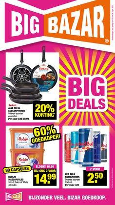 Big Bazar coupon ( 5 jours de plus)