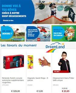 Dreamland coupon ( Expire demain)