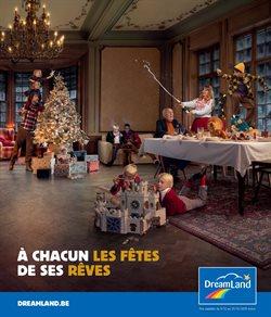 Promos de Noël dans le dépliant à Dreamland ( Expire demain)