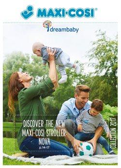 Promos de Jouets et Bébé dans le dépliant de Dreambaby à Liège
