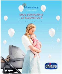Promos de Jouets et Bébé dans le dépliant de Dreambaby à Waregem