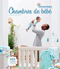 Promos de Jouets et Bébé dans le dépliant de Dreambaby à Bruges