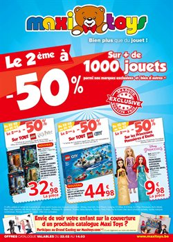 Maxi Toys coupon ( 15 jours de plus )