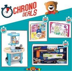 Promos de Jouets et Bébé dans le dépliant à Maxi Toys ( 5 jours de plus)