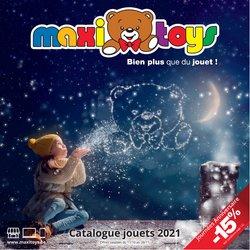 Maxi Toys coupon ( Plus d'un mois)